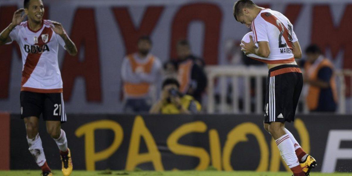 No tuvo piedad: River Plate arrolló a The Strongest en la Libertadores