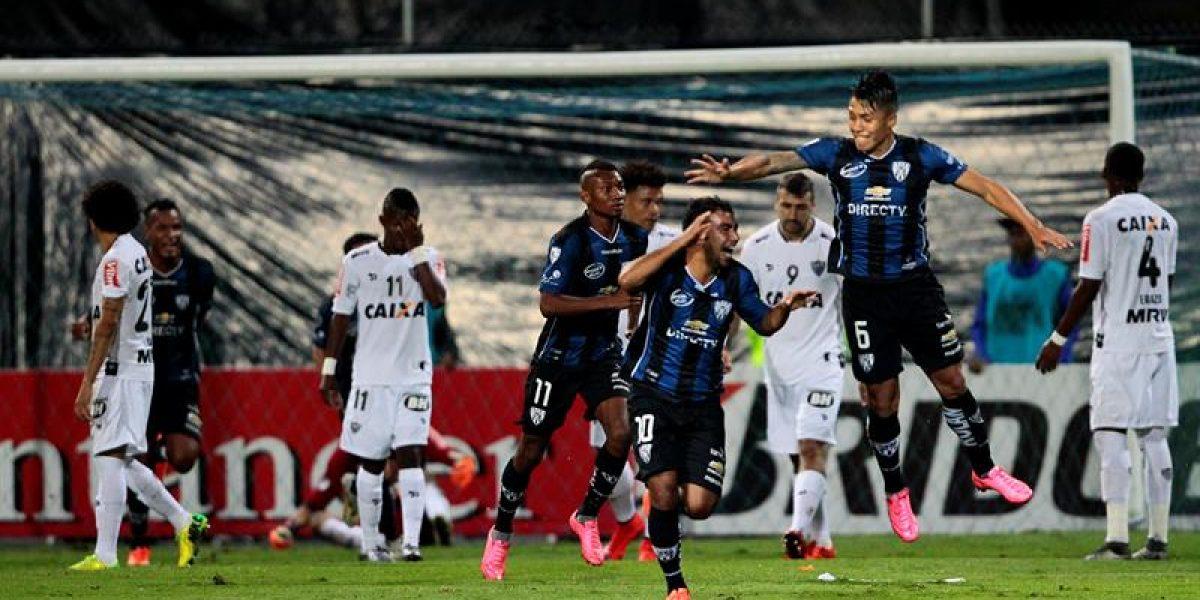 Independiente del Valle venció a Mineiro y dejó al borde de la eliminación a Colo Colo