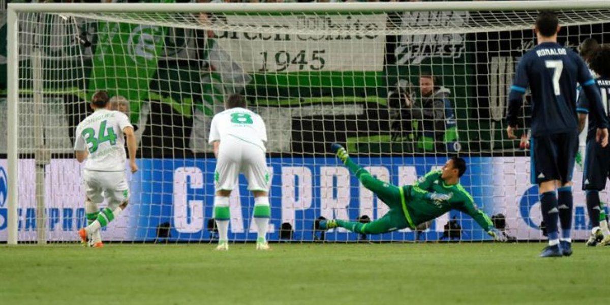 Así vivimos la victoria del Wolfsburgo ante Real Madrid