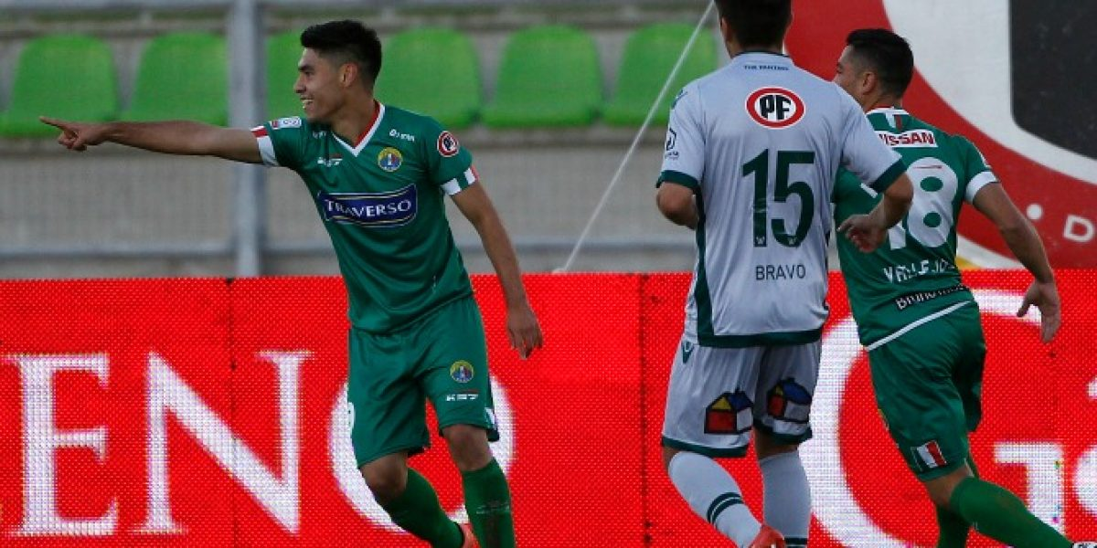 Así vivimos el vibrante empate entre S. Wanderers y A. Italiano