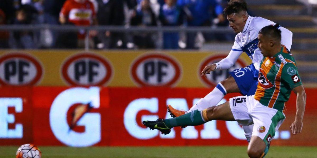 La UC hará los esfuerzos para retener a Nicolás Castillo