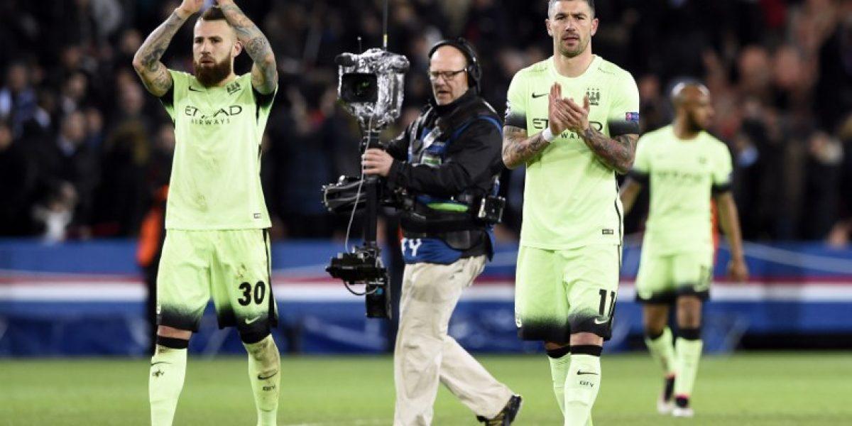 El City consiguió un empate de oro en Francia y se ilusiona con las semifinales