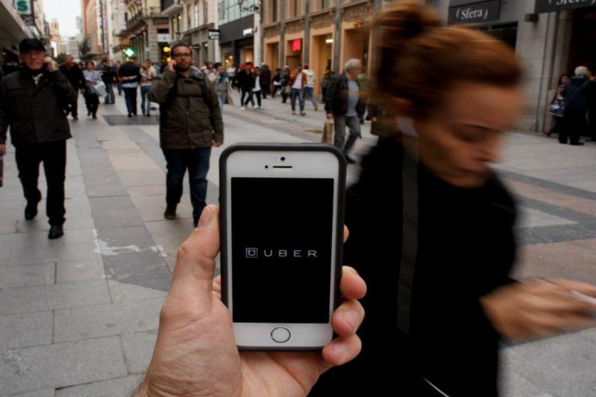 Los taxistas convencionales han luchado contra esta nueva tecnología. Foto:Getty Images. Imagen Por: