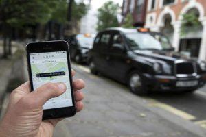 """Para esto, Juno planea """"robar"""" a los mejores conductores de Uber ofreciéndoles un mejor salario. Foto:Getty Images. Imagen Por:"""
