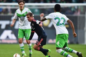 Mientras que Wolfsburgo no ha ganado en sus últimos tres duelos Foto:Getty Images. Imagen Por: