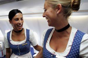 Regularmente las aerolíneas solo se interesan por gente con altura de más de 1.65. Foto:Getty Images. Imagen Por: