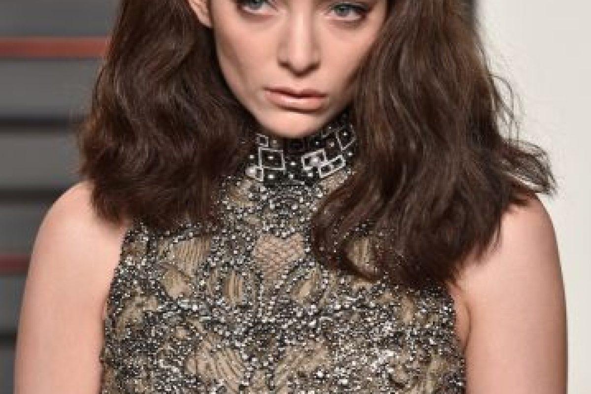 Lorde Foto:Getty Images. Imagen Por: