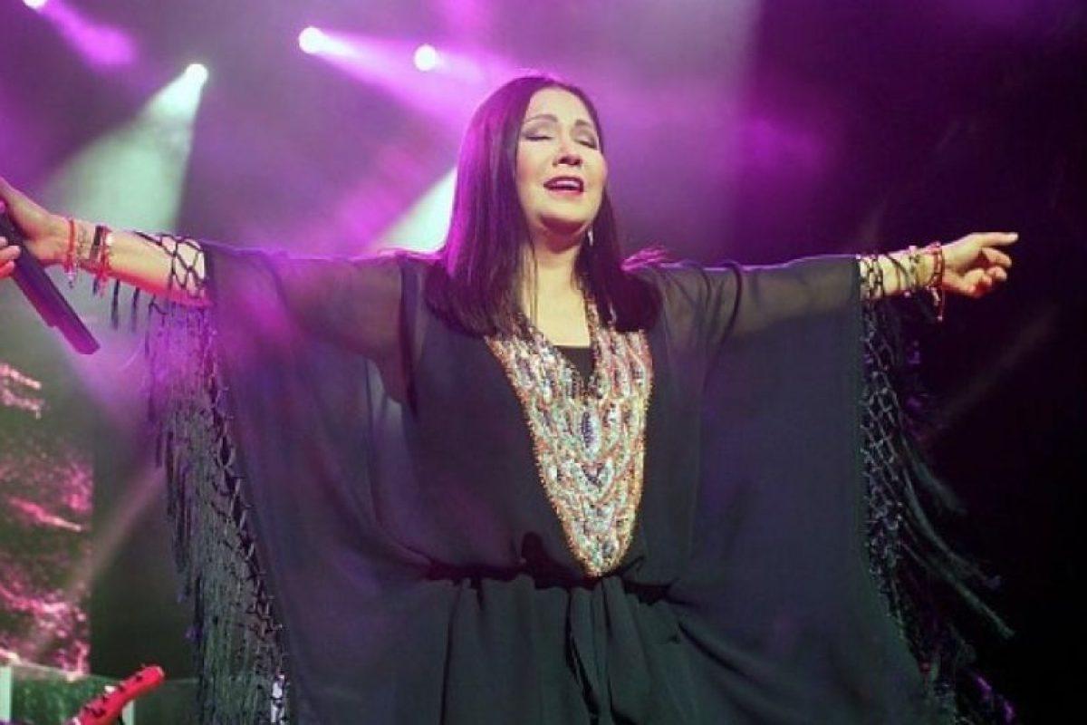 Su verdadero nombre es María Guadalupe Araújo Yong Foto:Getty Images. Imagen Por: