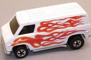 """""""Super Van"""" Foto:Hotwheels.wikia.com. Imagen Por:"""