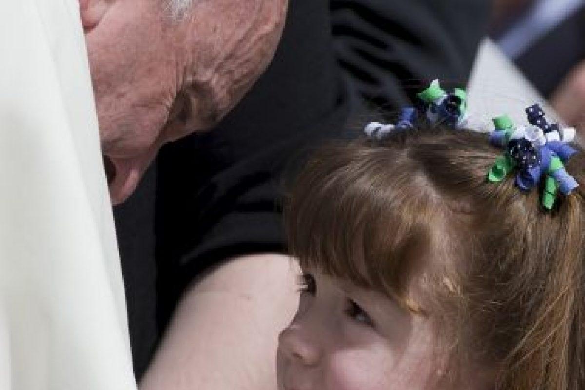 Su encuentro fue muy emotivo. Foto:AP. Imagen Por: