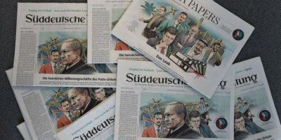 Putin acusa a EEUU de estar detrás de los papeles de Panamá