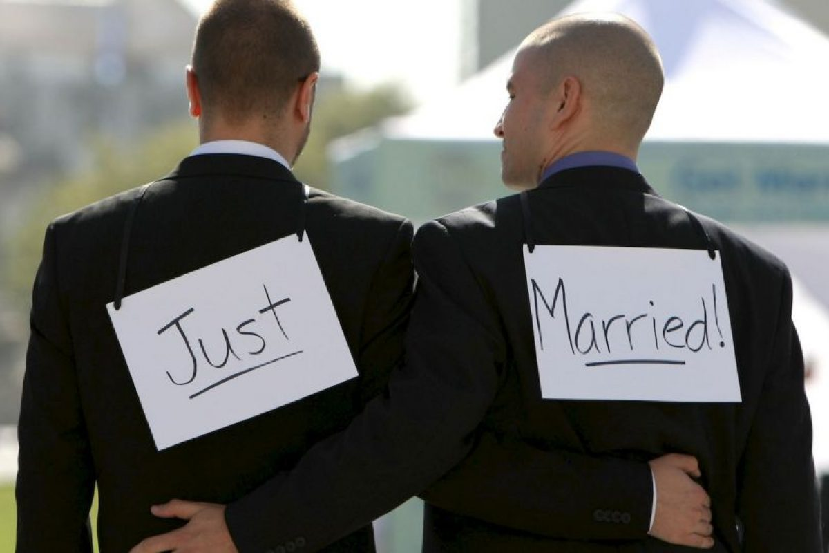 1. Holanda fue el primer país en aprobar el matrimonio igualitario en 2002. Foto:Getty. Imagen Por: