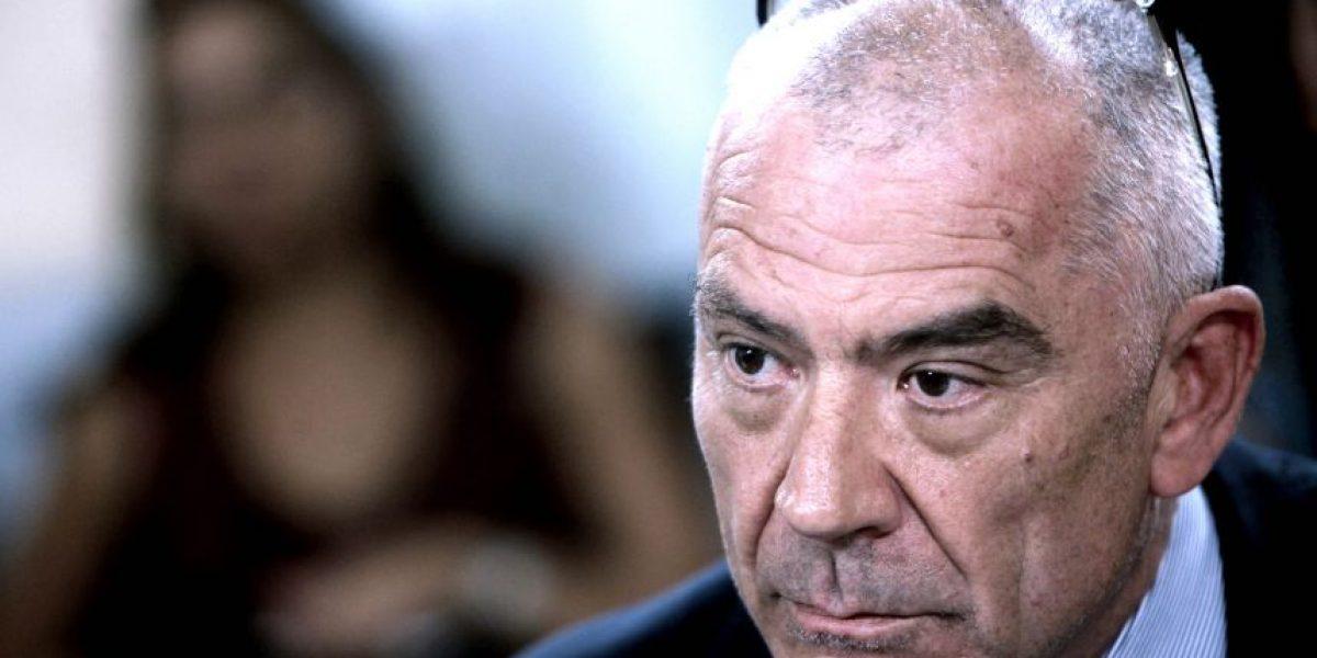 Fallece el director del Servicio Electoral, Eduardo Charme