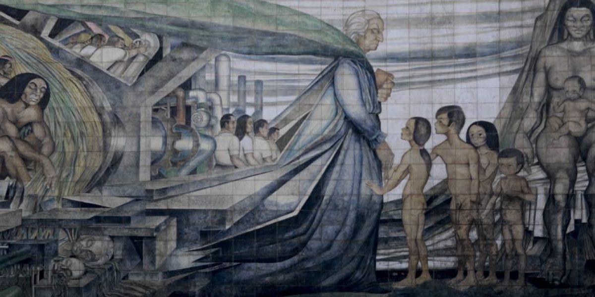 Tuiteros rinden homenaje a Gabriela Mistral a 127 años de su nacimiento