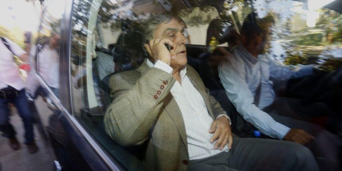 Fiscalía decreta reserva de 40 días para declaración de Longueira en caso SQM