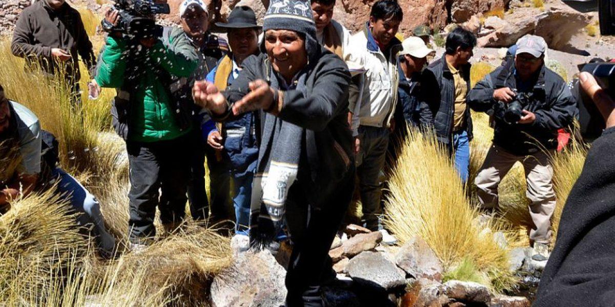 Preparación de la demanda de Bolivia contra Chile por aguas del Silala tomará dos años