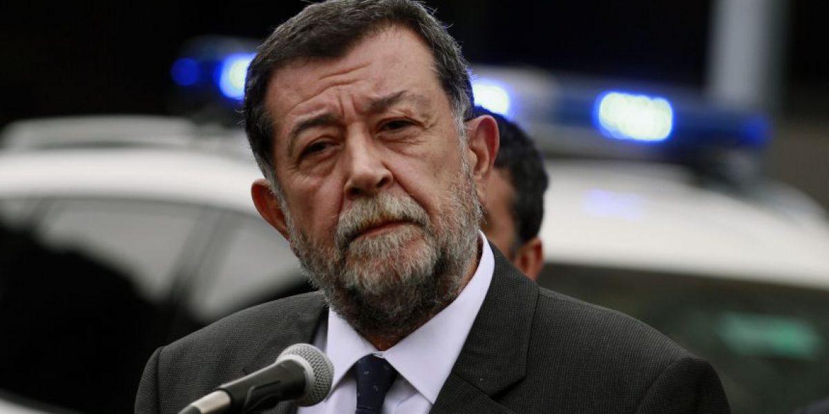 Subsecretario Aleuy valoró Acuerdo de Unión Civil de Carabinero