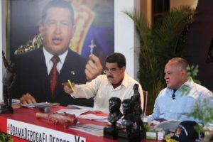Con lo que Maduro perdió la Asamblea Nacional. Foto:twitter.com/NicolasMaduro. Imagen Por: