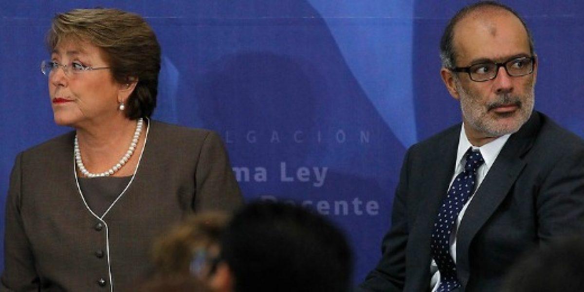 Adimark: se mantiene alto rechazo al manejo económico del Gobierno