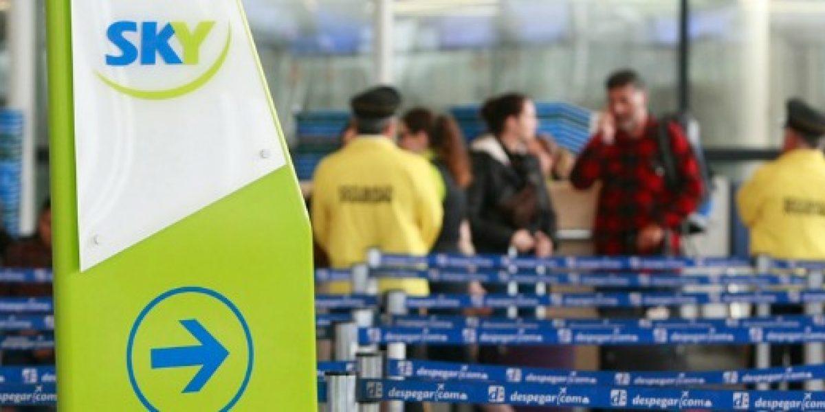 Aerolínea ahora suspende los vuelos del fin de semana por paralización de trabajadores
