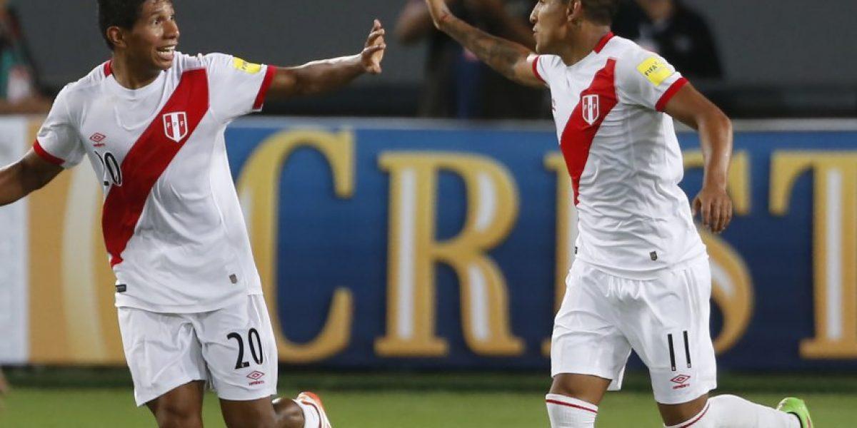 Edison Flores, la nueva sensación del fútbol de Perú: