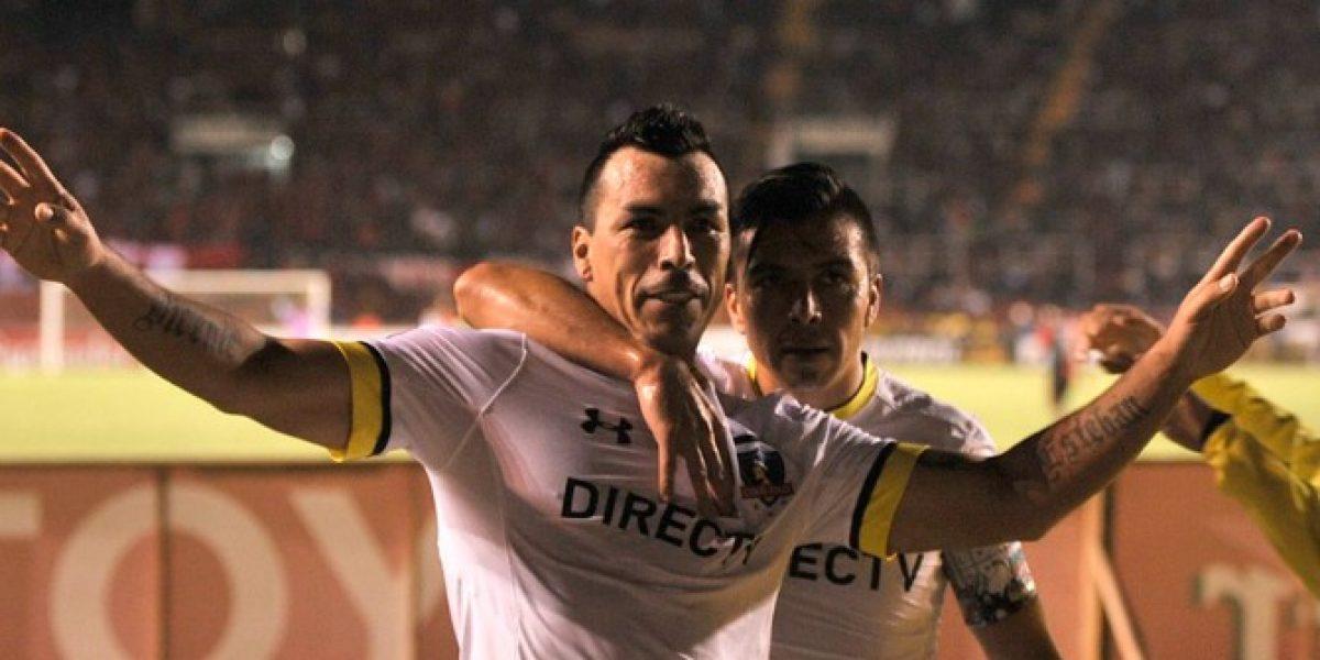 Colo Colo sufrió para vencer a Melgar y sigue con vida en la Libertadores