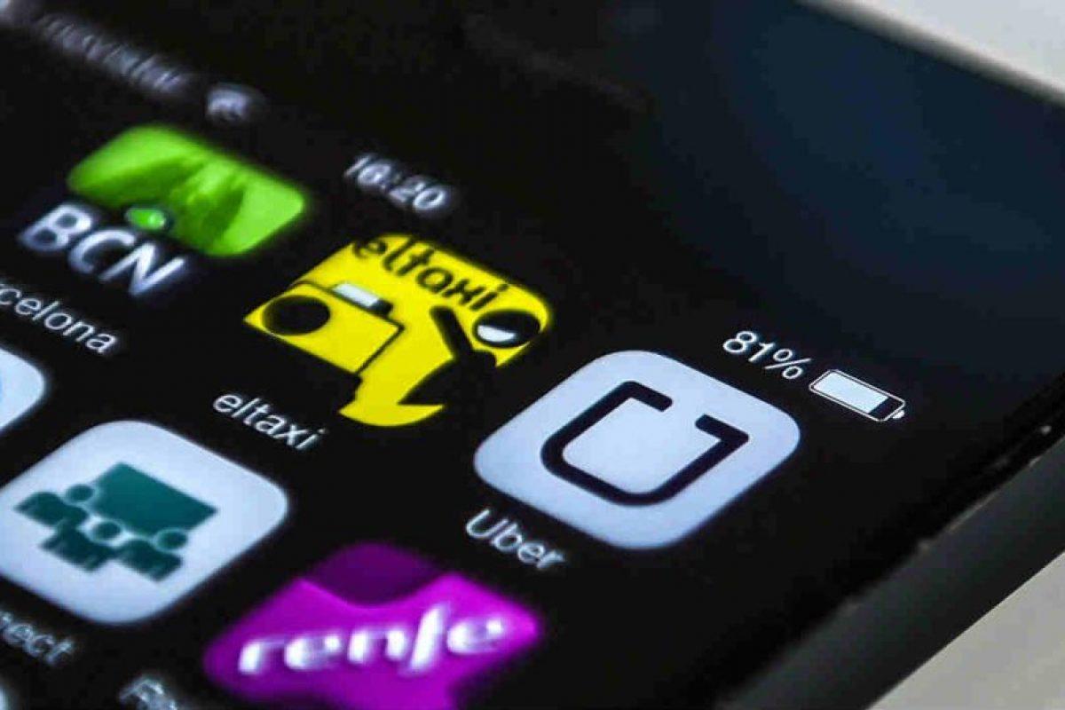 Uber funciona en la mayoría de las más grandes ciudades. Foto:Getty Images. Imagen Por: