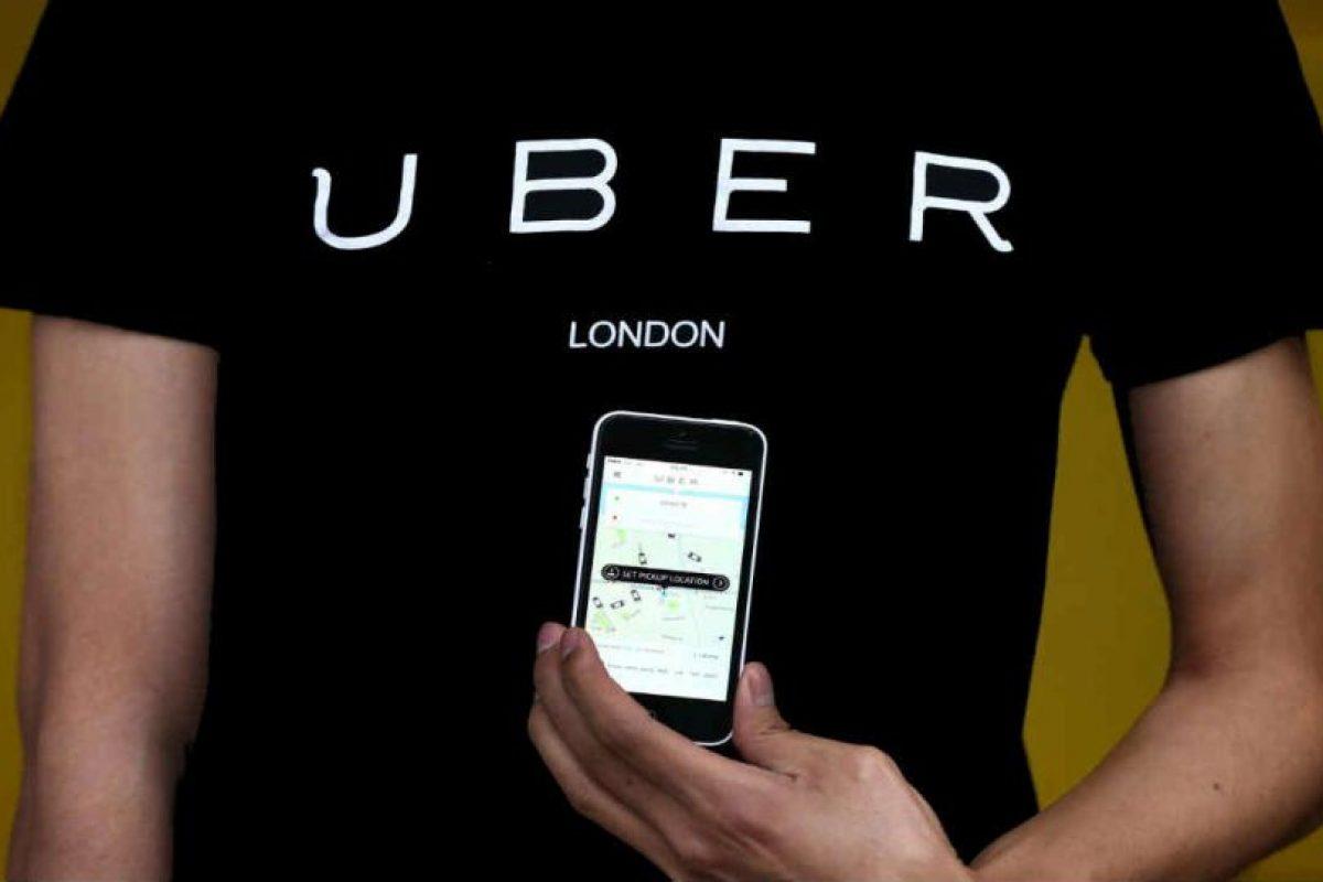 Uber fue, en su momento, una idea revolucionaria. Foto:Getty Images. Imagen Por: