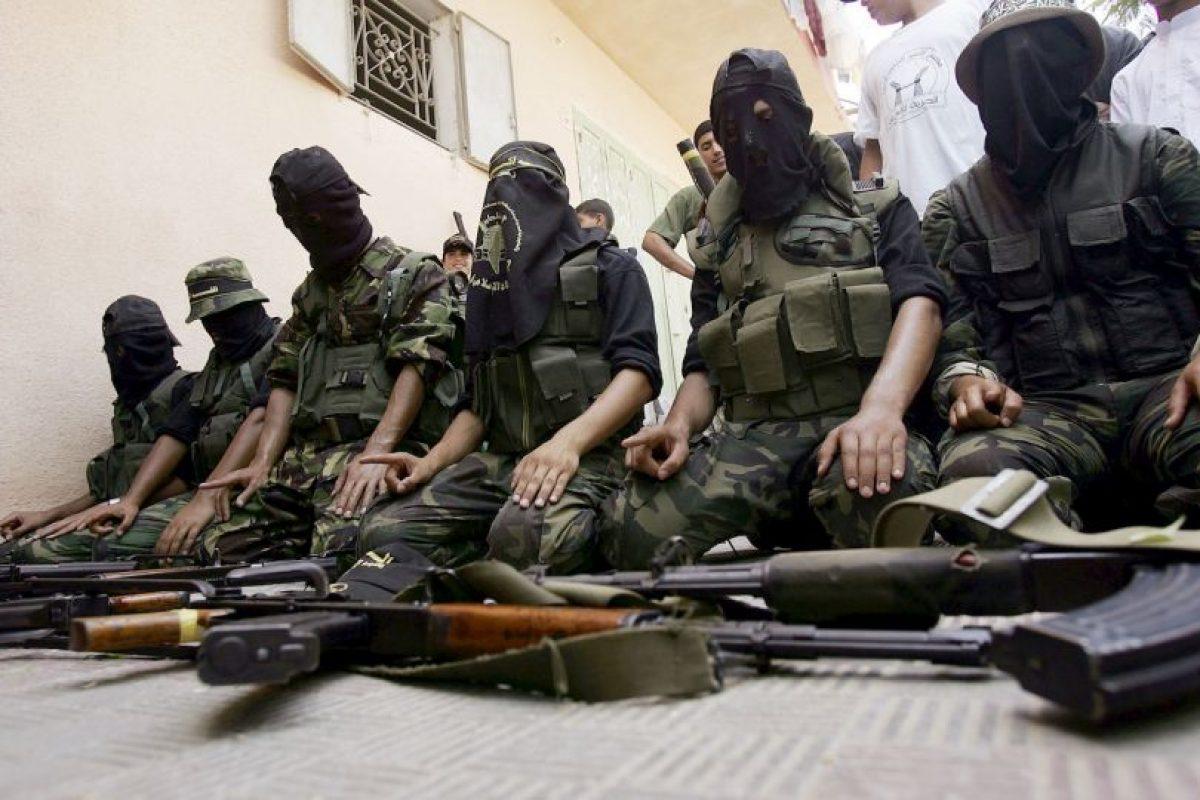 Es un grupo terrorista asociado a Al Qaeda que opera en Siria y en Líbano. Foto:Getty Images. Imagen Por: