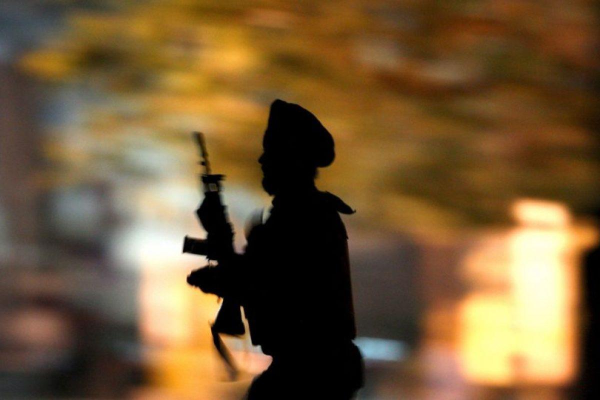 Frente Al-Nusra, la organización terrorista de Abu Sakkar Foto:Getty Images. Imagen Por:
