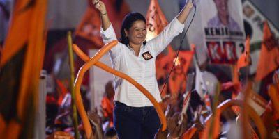 Cierre de campaña en Perú con Fujimori a la cabeza y lucha por segundo lugar