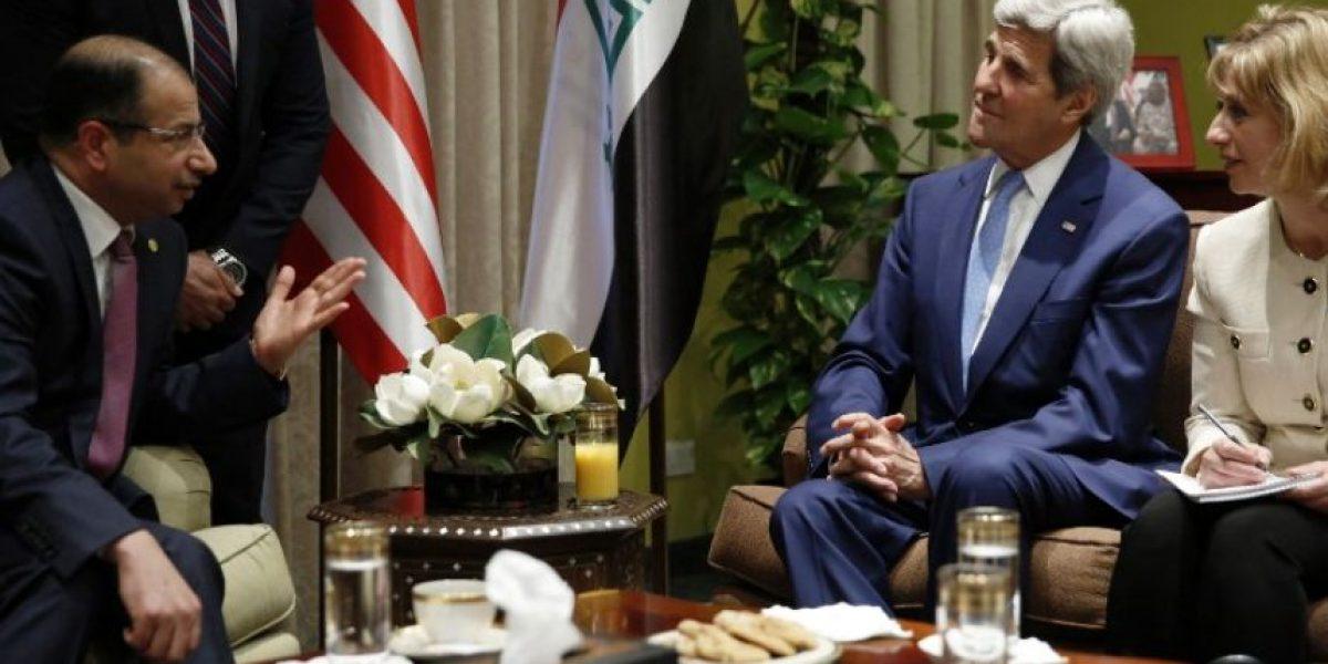 Kerry asegura que el Estado Islámico ha perdido el 40% de su territorio en Irak