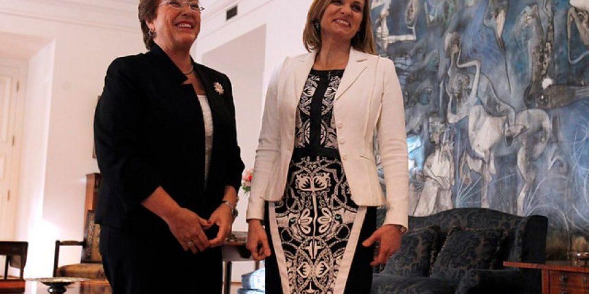 Goic tras reunión con Bachelet: