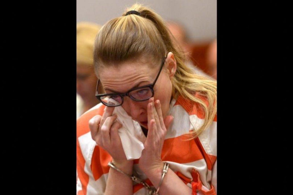 """""""Usted era la persona adulta. Usted era la maestra, la única persona que pudo haber evitado que esto sucediera"""", dijo el juez Thomas Kay, Foto:AP. Imagen Por:"""