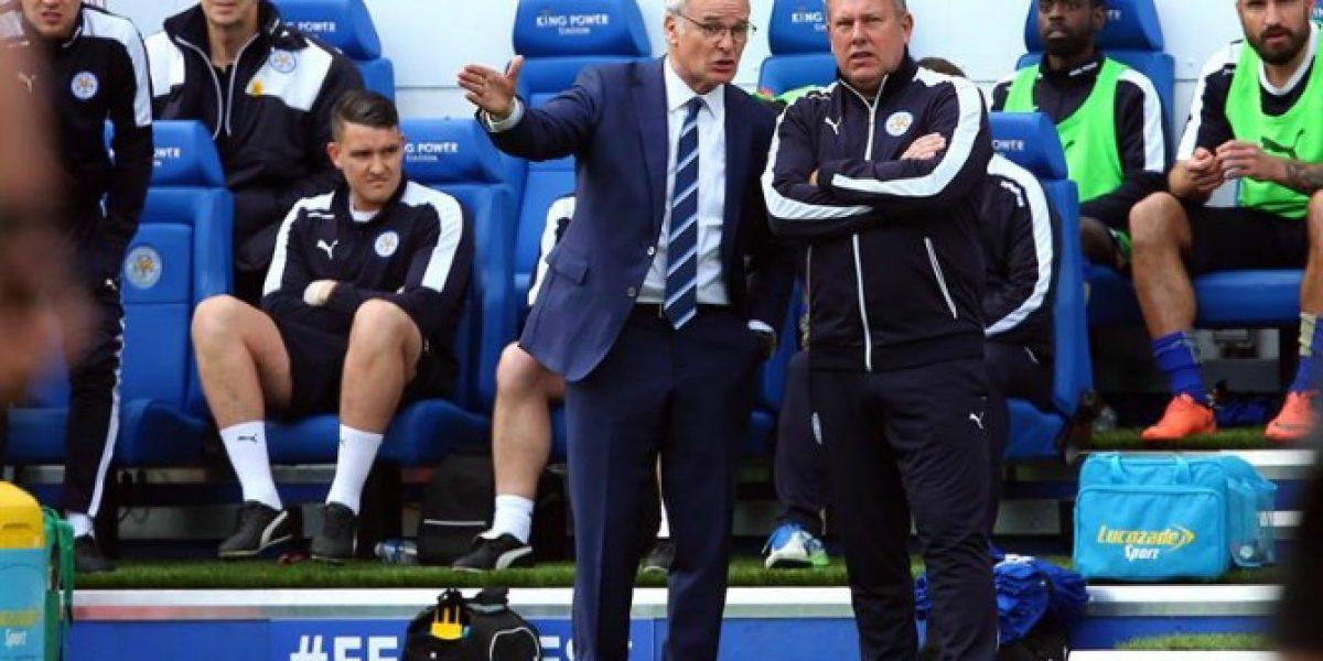 La particular invitación del entrenador del Leicester al príncipe Guillermo