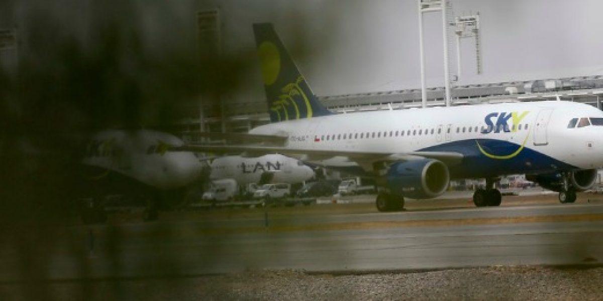 Aerolínea calcula en 25 mil los pasajeros afectados por huelga de trabajadores
