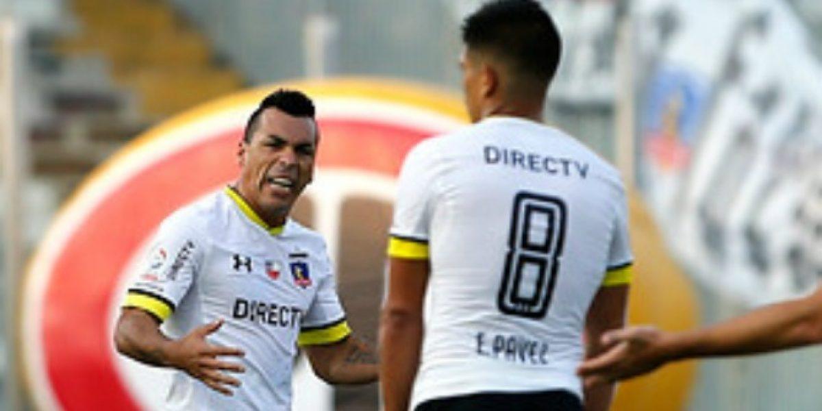 Paredes y Pavez son dudas en Colo Colo para enfrentar a O