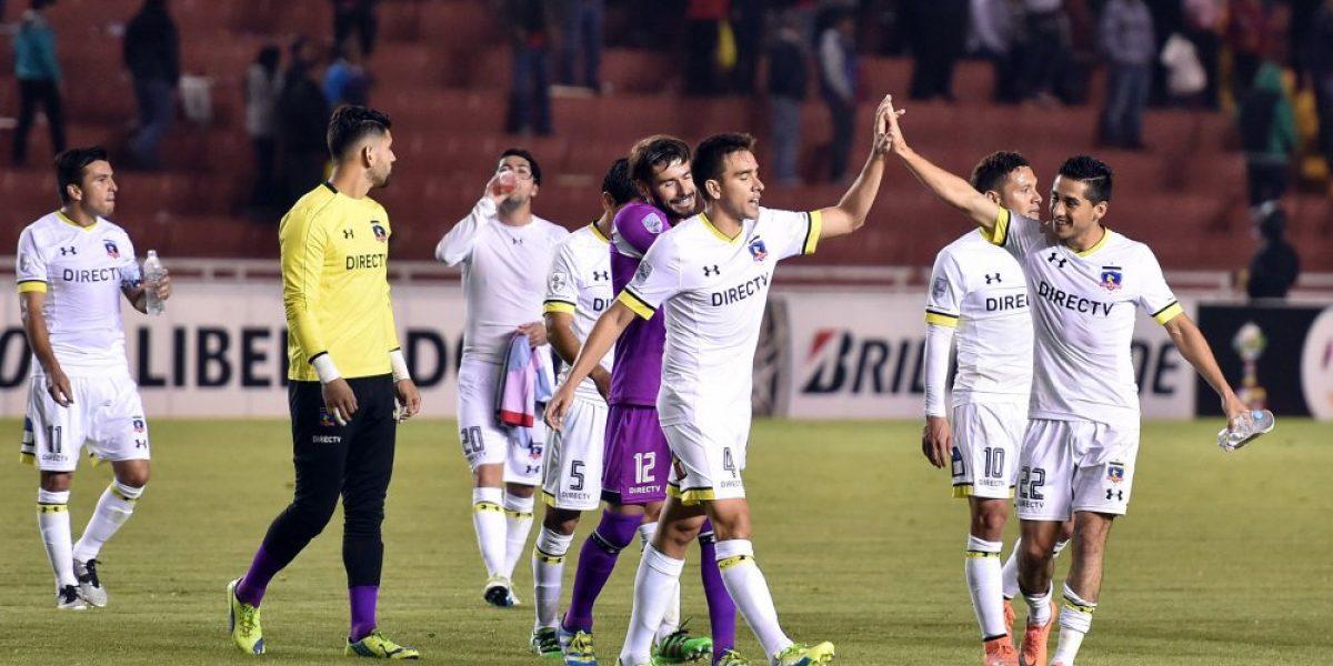 Paredes pide un lugar entre los ídolos albos: quedó a dos goles de un record en la Libertadores