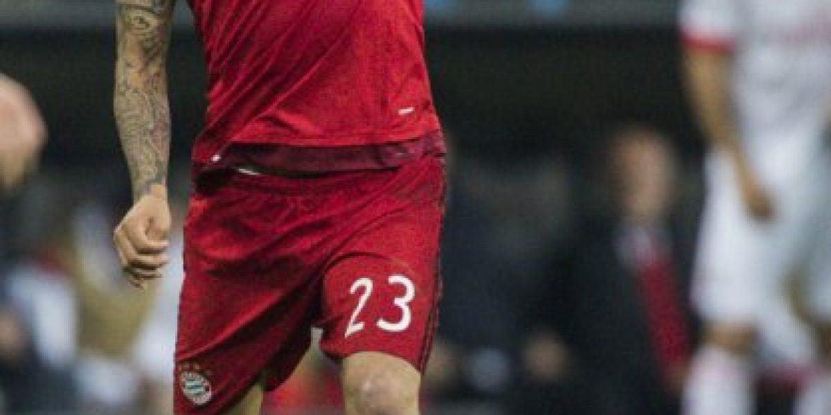 Guardiola destaca la levantada de Vidal en Bayern: