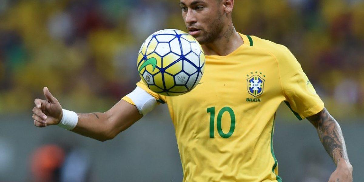 Brasil insistirá en que Neymar vaya a la Copa América y a los Juegos Olímpicos
