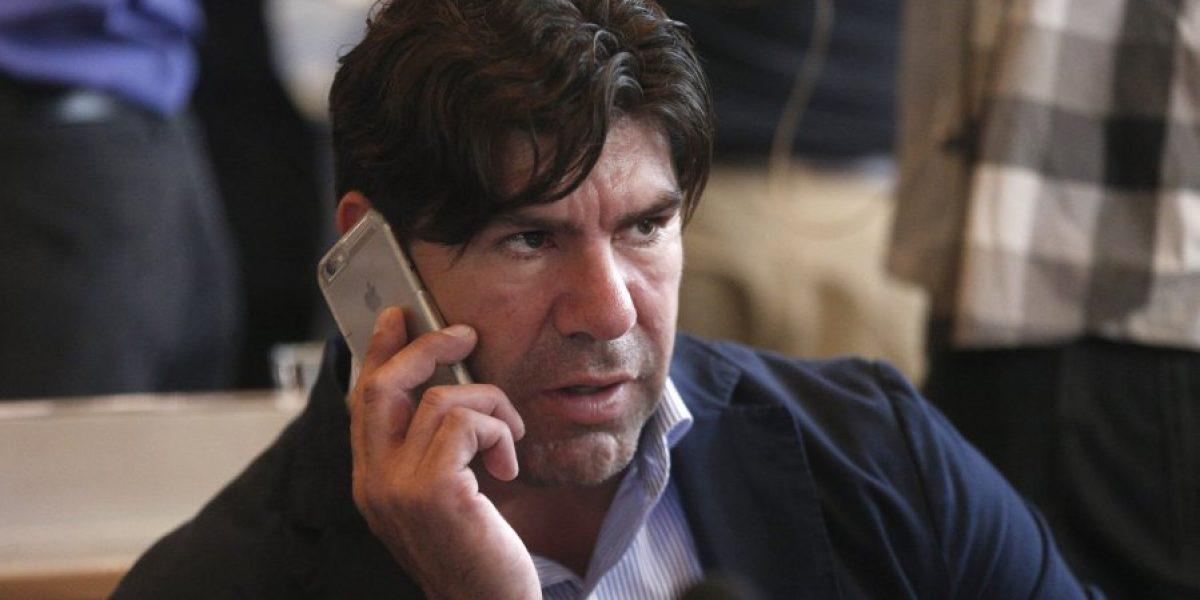 Marcelo Salas y el mal presente de la U: