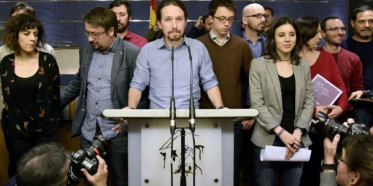 España: Socialistas acusan a Podemos de romper la formación de un gobierno