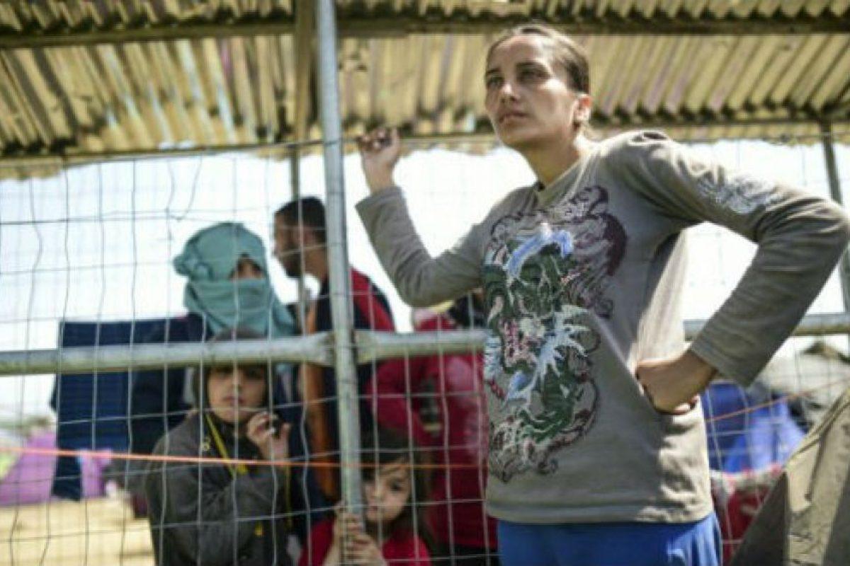 Refugiados Foto:AFP. Imagen Por: