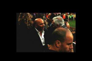 Jorge Sampaoli en el Camp Nou, presenciando el Clásico español del pasado fin de semana Foto:Ramón Mompió. Imagen Por:
