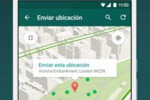 Habrá más seguridad al compartir nuestra ubicación. Foto:WhatsApp. Imagen Por: