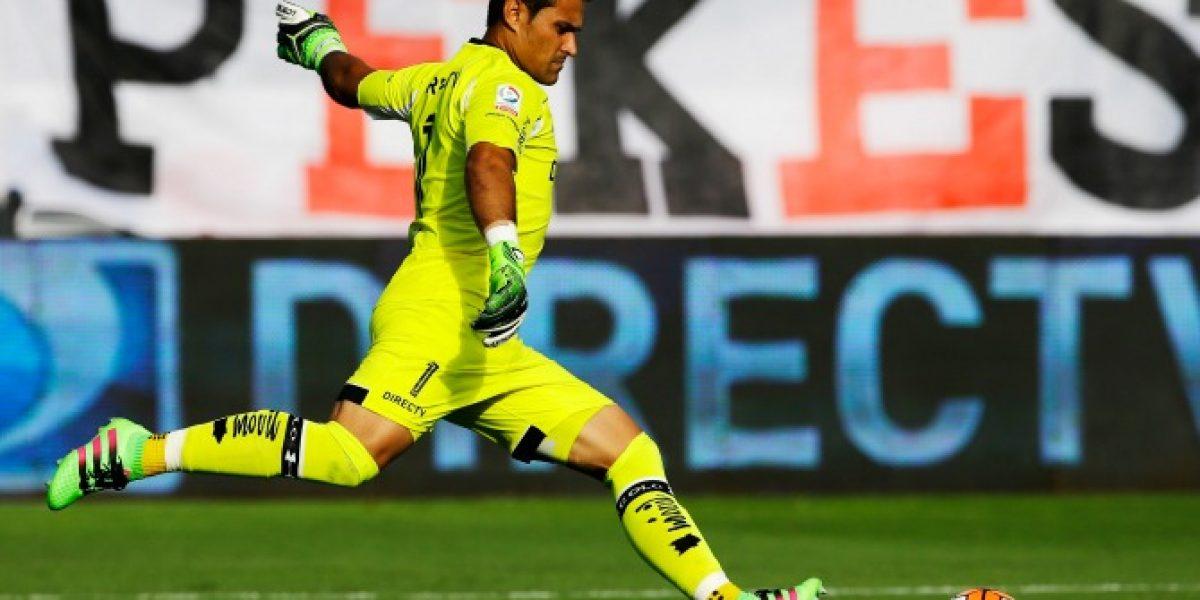 Vuelve Justo: Villar recibió el alta y podría ser de la partida ante O
