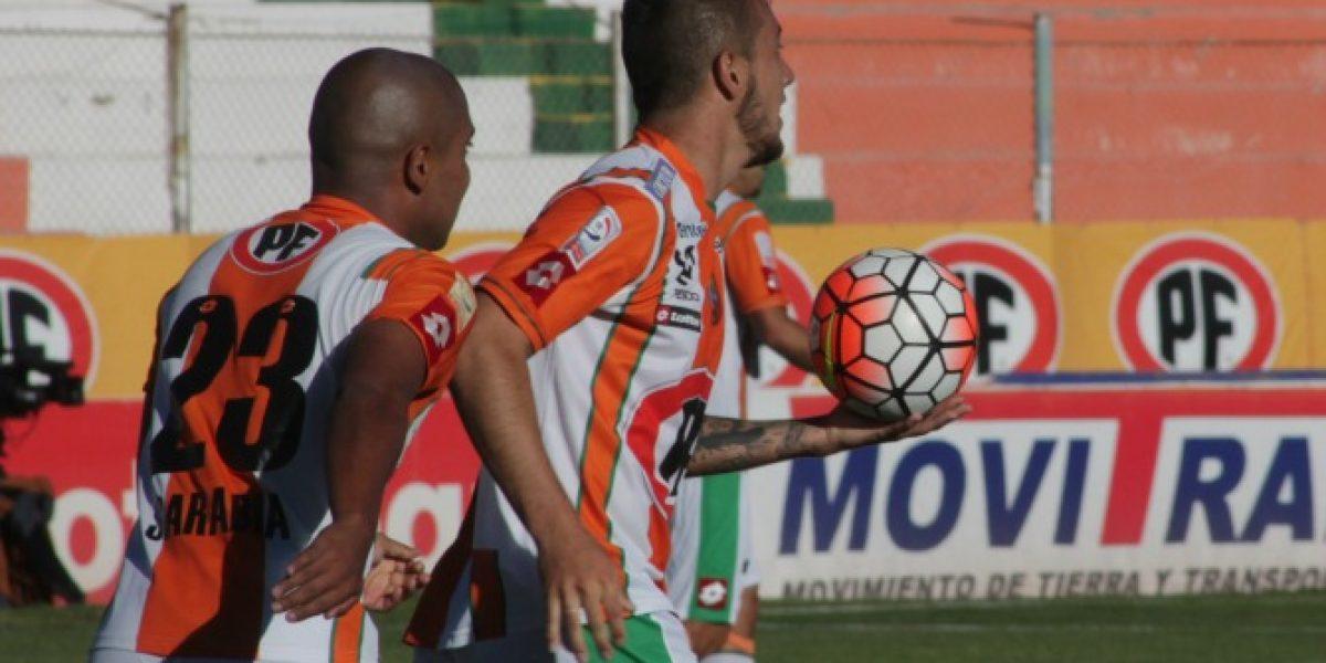 Comienza a respirar: Cobresal logró valiosa victoria ante Huachipato