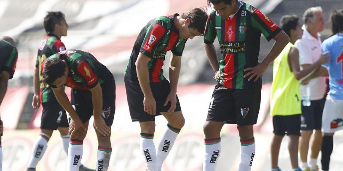 Antofagasta dejó la zona de descenso y le amargó el sueño de título a Palestino