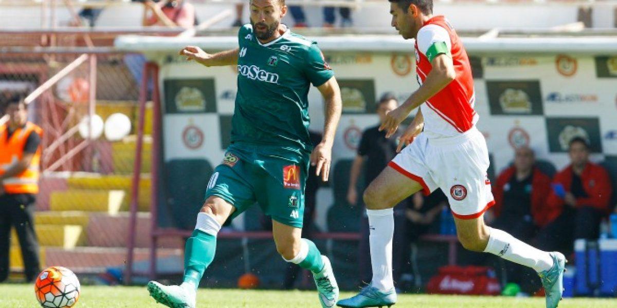 Así vivimos el deslucido empate entre U. San Felipe y Deportes Temuco