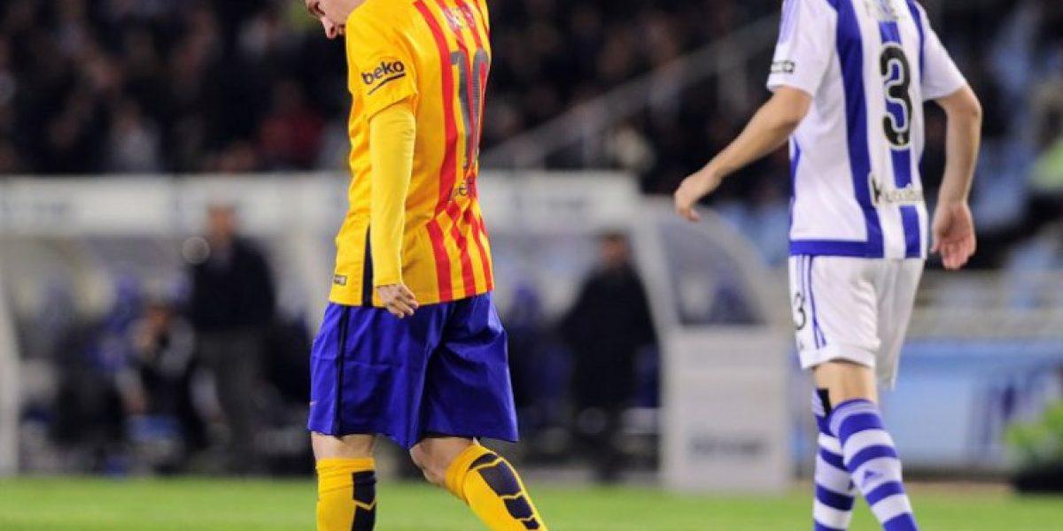 Barcelona sumó su segunda derrota consecutiva al caer ante Real Sociedad